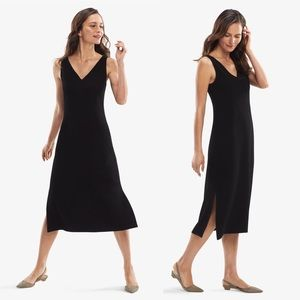 MM Lafleur | Etta Dress Staccato in Black | S
